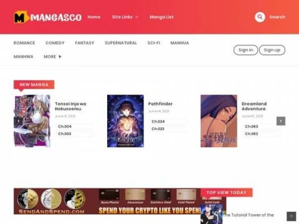mangasco.com